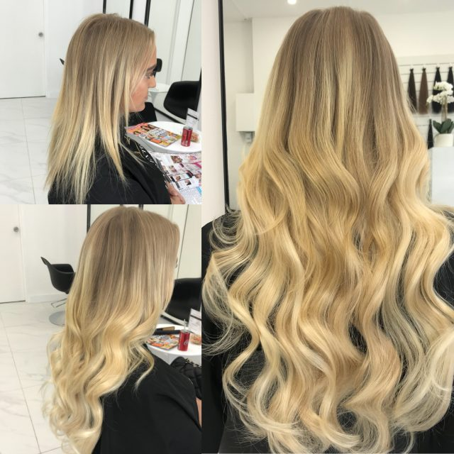 Tape hair extensions sydney