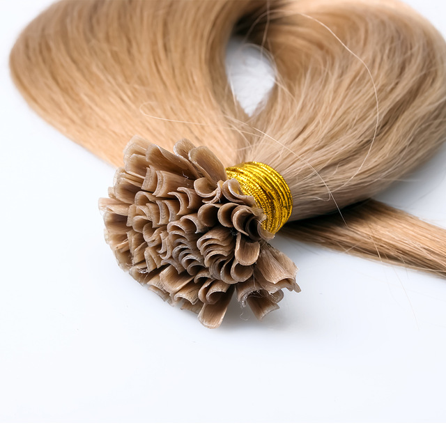 Keratin bond hair extensions, Keratin hair extensions