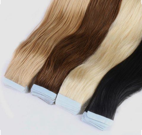 tap hair extensions